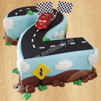Торт №: D374