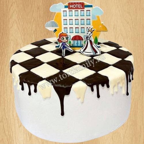 Торт №: D4