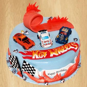 Торт №: D560