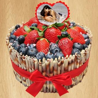 Торт №: P217