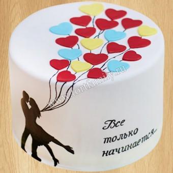 Торт №: S1144