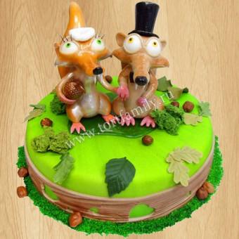 Торт №: S1175