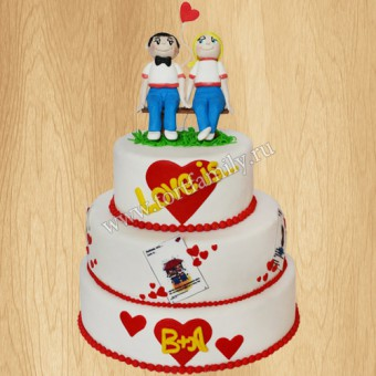 Торт №: S1202