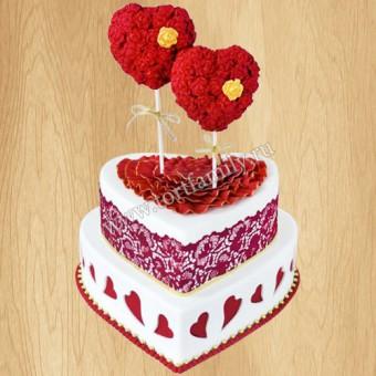 Торт №: S158