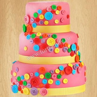 Торт №: S215