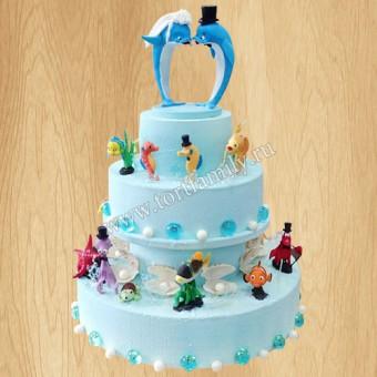 Торт №: S244