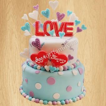 Торт №: S40