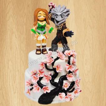 Торт №: S406