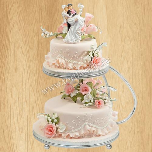 Свадебные торт заказать фото