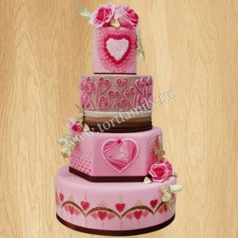 Торт №: S444