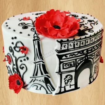 Торт №: S681