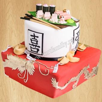 Торт №: S718