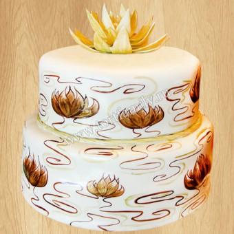Торт №: S762