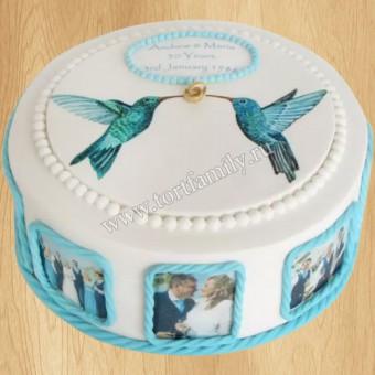 Торт №: S793