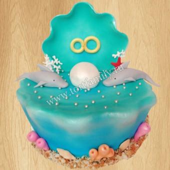 Торт №: S936