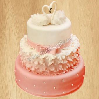10 летие свадьбы торт фото