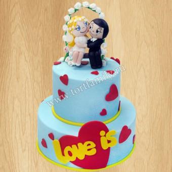 Торт №: S993