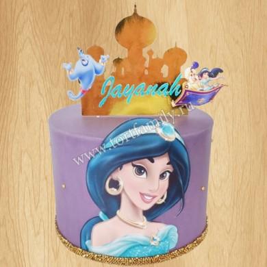Торт Аладдин и обезьянка Абу