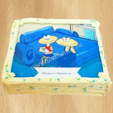 Торт №: D1008