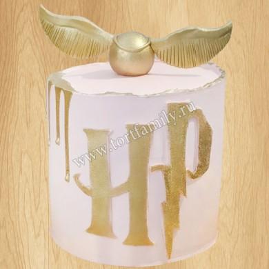 Торт книги Гарри Поттер