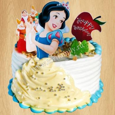 Торт для девочки 5 лет
