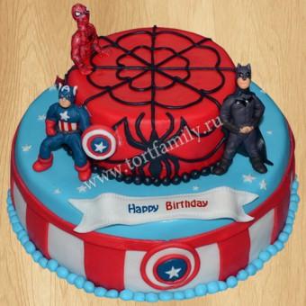 Торт №: D105
