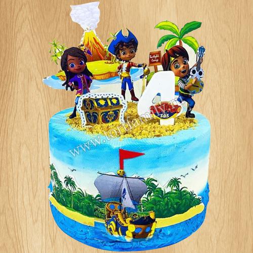 Торт №: D1072