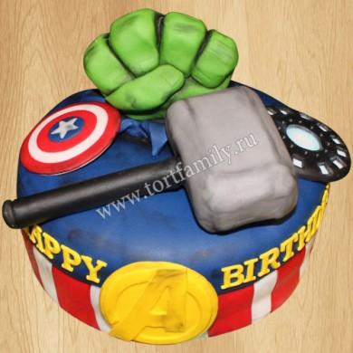 Торт №: D1084
