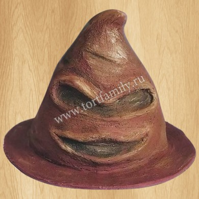 Торт шляпа Гарри Поттера