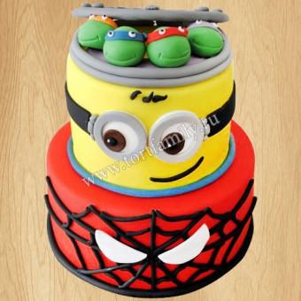 Торт №: D1294