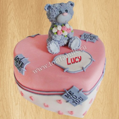 Торт №: D132