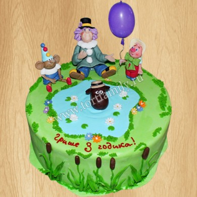 Торт №: D1324