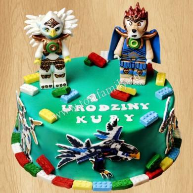 Торт Лего Чима