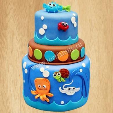 Торт №: D1363