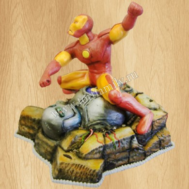 Торт Ironman
