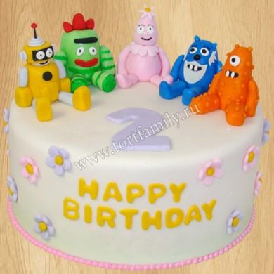 Торт №: D1412
