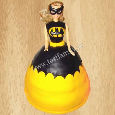 Торт Женщина Бэтмен