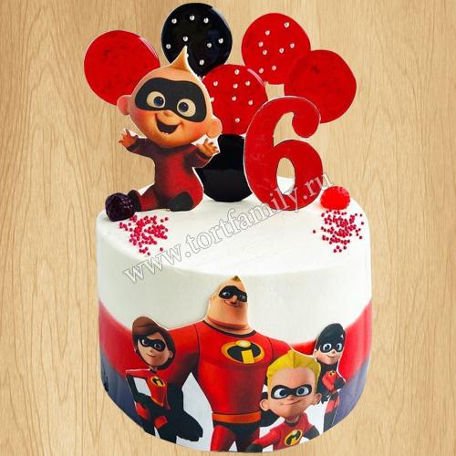 Торт №: D158