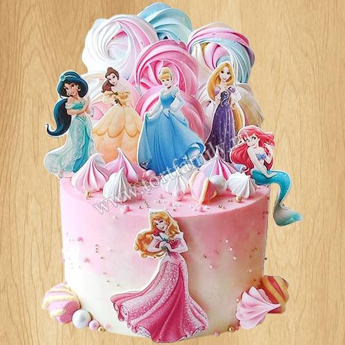 Торт №: D16