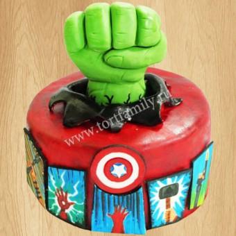 Торт №: D167