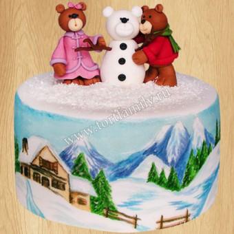 Торт №: D171