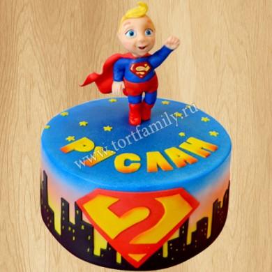 Торт для малыша 2 года