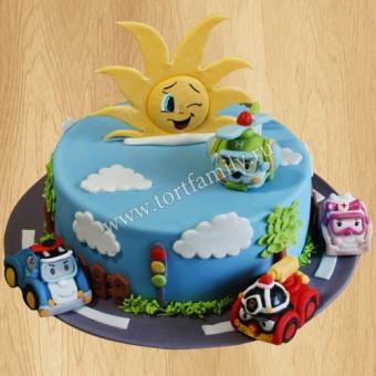 Торт №: D174