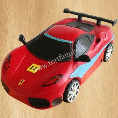 Торт Ferrari 458 Italia