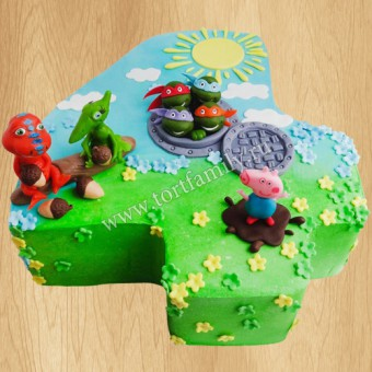 Торт №: D1850
