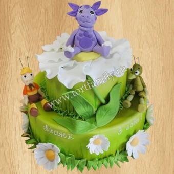 Торт №: D187