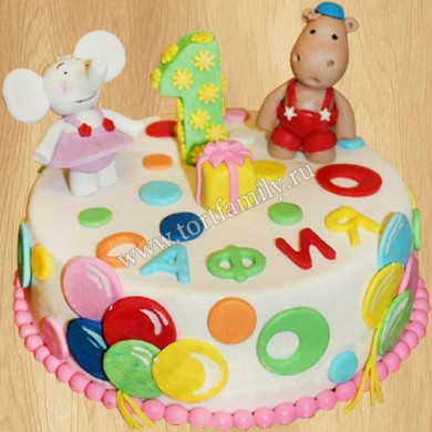 Торт №: D1890