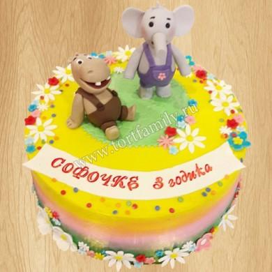Торт №: D1909