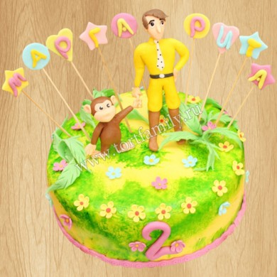 Торт №: D1968