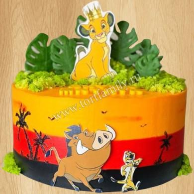 Торт Симба